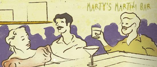 MartysMartiniBar