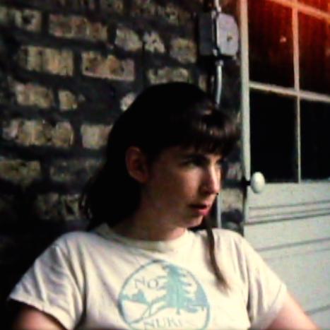 """JoAnn Elam in """"Boyers & Rhinos"""" (circa 1981)"""